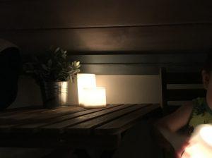 IKEA ライト