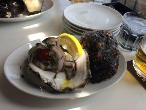シチリアーナ 七里ヶ浜 生牡蠣