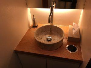 黒船 café COCOOCEN お手洗い