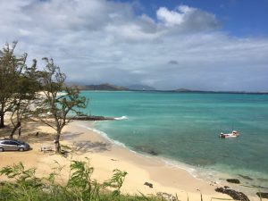 ハワイ カイルアビーチ