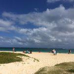 ハワイのブログ旅行記/天気予報が悪い、でも落ち込まない!時間別予報で晴れ間をチェック