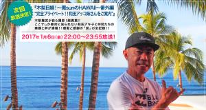 年末 テレビ ハワイ特集 木梨目線