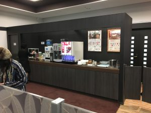 成田空港 SPGAMEX ラウンジ