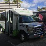 ハワイのブログ旅行記/ホノルル空港からの送迎、ロバーツハワイよりもチャーリーズタクシーが良かった気がする件