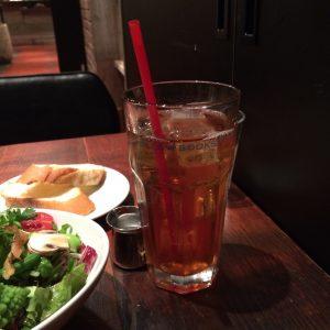 自由が丘 Blue Books cafe ランチ