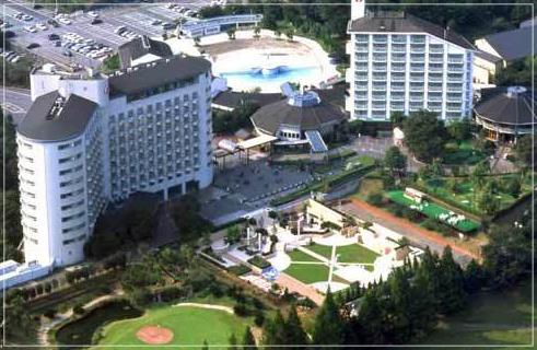ホテルヘリテイジ 飯能 四季の湯温泉