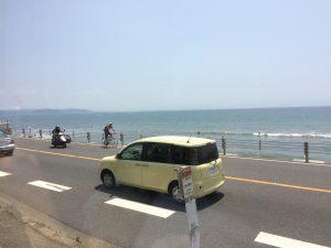 江ノ電 七里ヶ浜