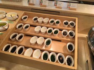 ホテルオークラ東京 カメリア サラダバー
