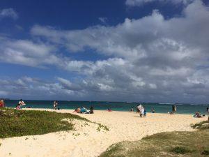 ハワイ カイルアビーチ ラニカイ・ビーチ
